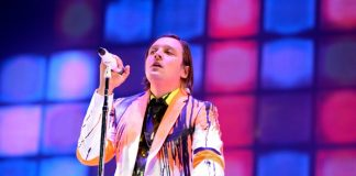 Arcade Fire no Primavera Sound 2014
