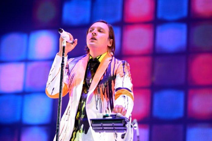 Arcade Fire no Primavera Sound 2014