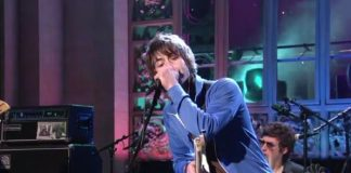 Arctic Monkeys no Saturday Night Live