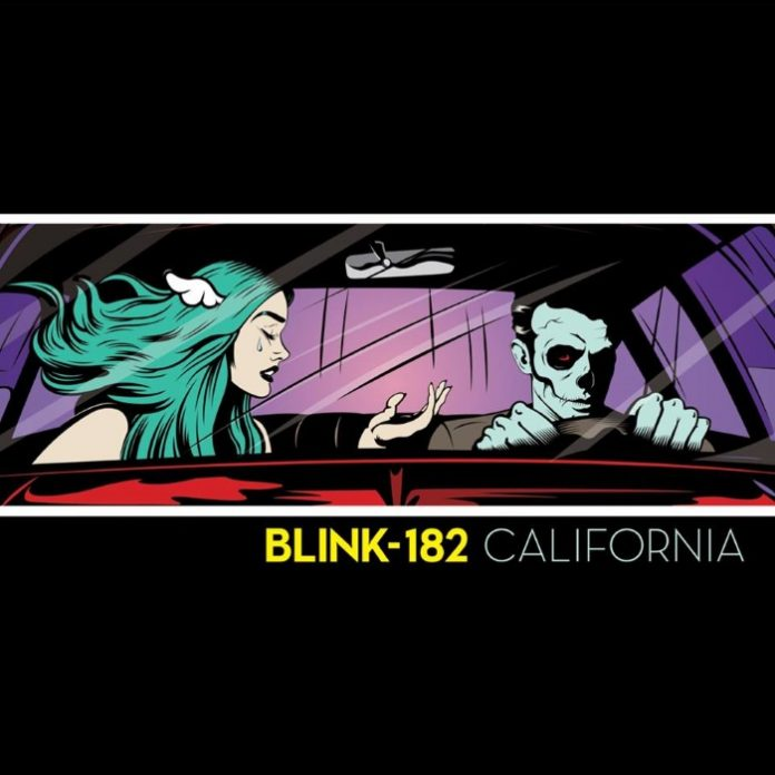 Blink-182 - California Deluxe
