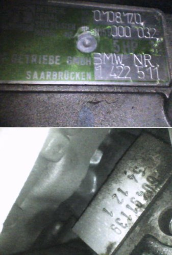 Marcas de balas na BMW onde Tupac foi morto