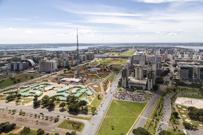 Eixo Monumental de Brasília