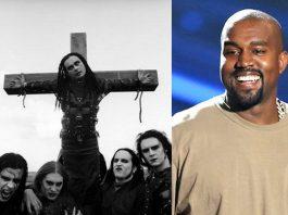 Cradle of Filth e Kanye West