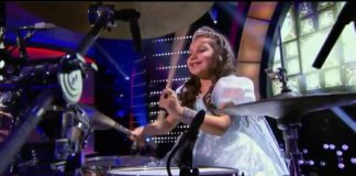 Eduarda Henklein no Little Big Shots