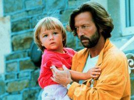 Eric Clapton e o filho Conor