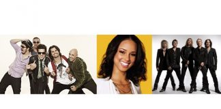 Jota Quest, Alicia Keys e Def Leppard no Rock In Rio