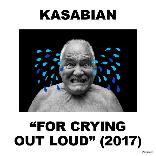 "capa do disco ""for crying out loud"" do kasabian"