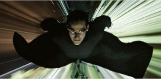 Neo em Matrix