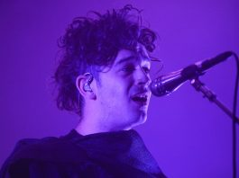 Matt Healy, do The 1975