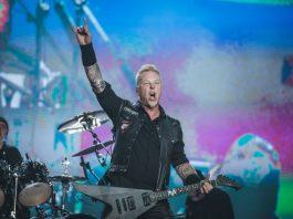 Metallica no Lollapalooza Brasil 2017