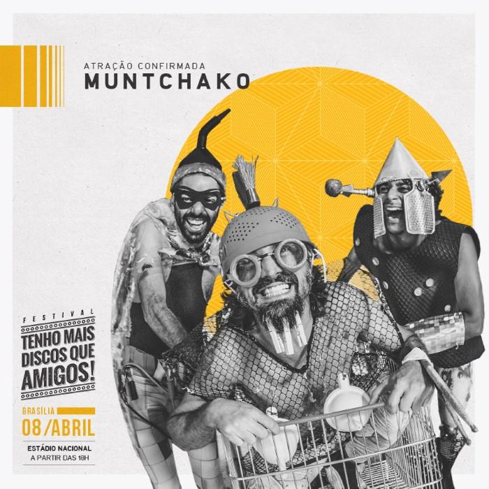 Muntchako