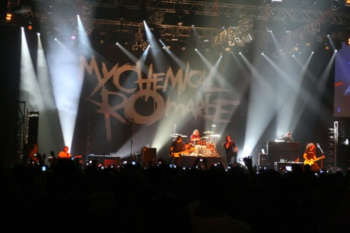 My Chemical Romance na Indonésia