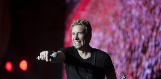 Nickelback no Rock In Rio 2013