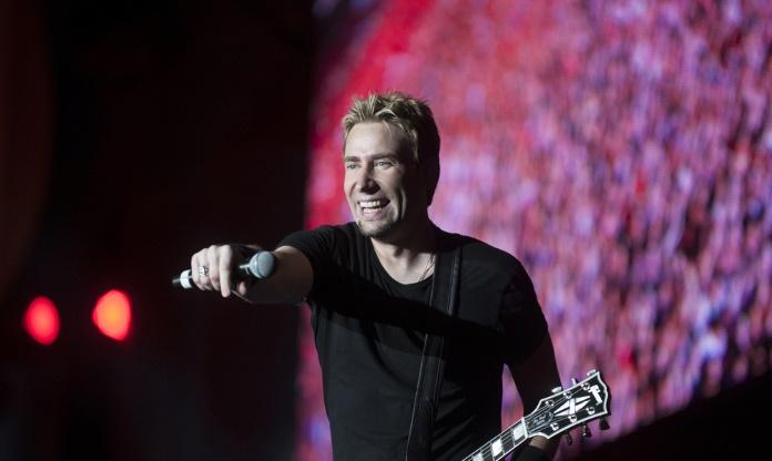 Nickelback no Rock In Rio 2013