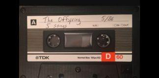 5 Songs: fita demo do The Offspring