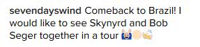 Pergunta ao Lynyrd Skynyrd