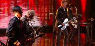 Queens Of The Stone Age, Nine Inch Nails, Foo Fighters e Fleetwood Mac
