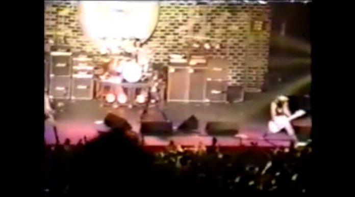 Ramones no Olympia, São Paulo, em 1994