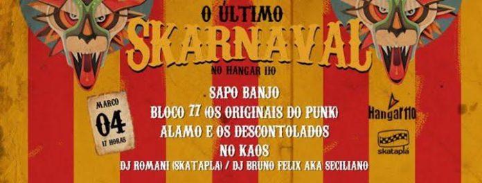 O último Skarnaval