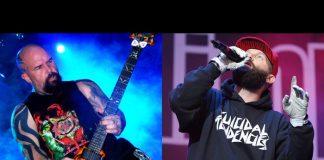 Slayer e Limp Bizkit