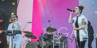 Tegan And Sara no Lollapalooza Brasil