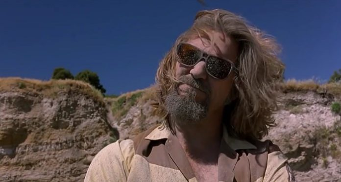 The Dude em Big Lebowski