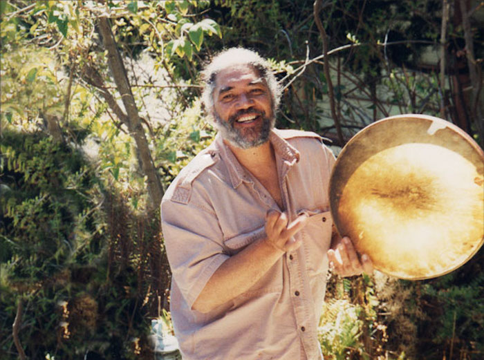 Bruce Langhorne, o Mr. Tambourine Man