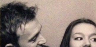 Damon Albarn e sua filha