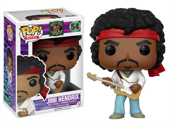 Jimi Hendrix Funko Pop