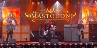 Mastodon no Jimmy Kimmel