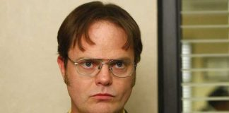 Rainn Wilson - Dwight, de The Office