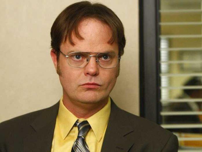 Rainn Wilson - Dwight, de The Office