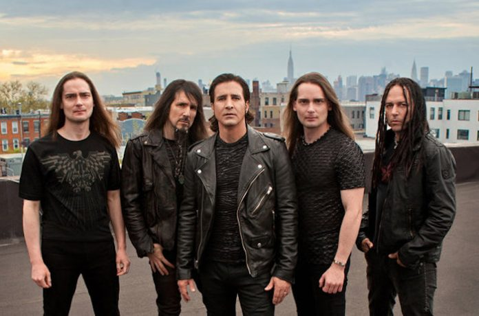 Scott Stapp e o Art of Anarchy