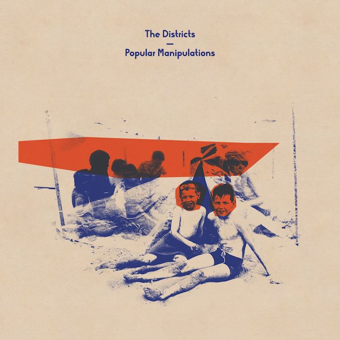 The Districts - Popular Manipulation capa