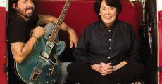 Dave Grohl e sua mãe, Virginia