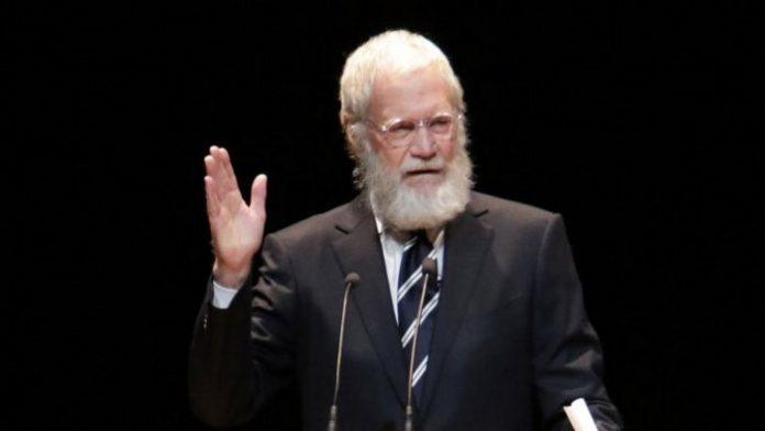 David Letterman irá apresentar o Pearl Jam