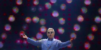 Elton John no Rock In Rio 2015