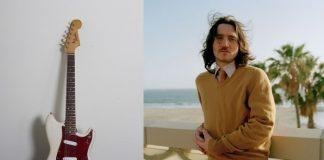 John Frusciante e sua Fender Duo Sonic