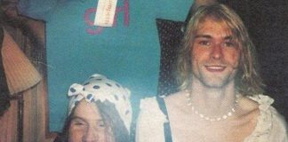Mark Lanegan e Kurt Cobain