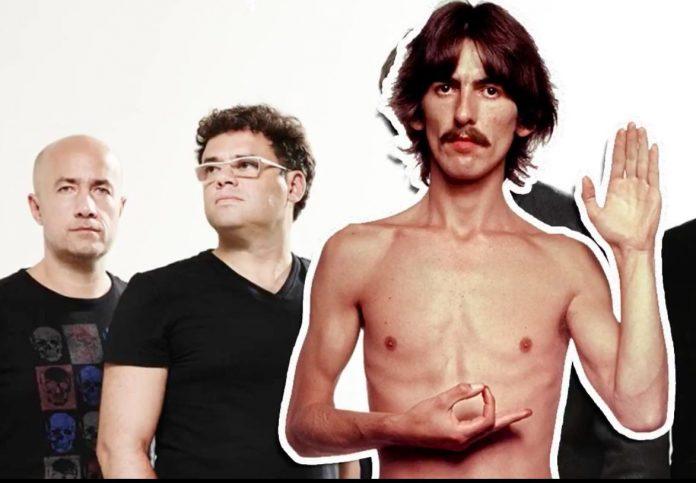 Skank e George Harrison