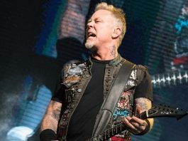 James Hetfield, do Metallica