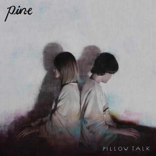 """capa do ep """"pillow talk"""" do pine"""