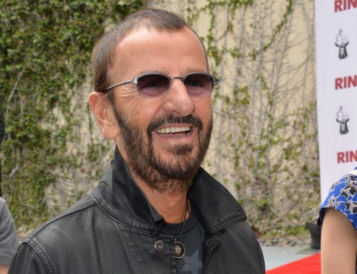 Ringo Starr em 2015