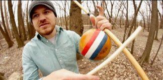 Rob Scallon e seu vídeo com um berimbau
