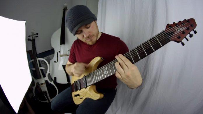 Rob Scallon toca DAMN, de Kendrick Lamar, na guitarra