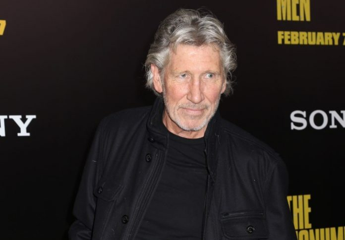 Roger Waters em 2014