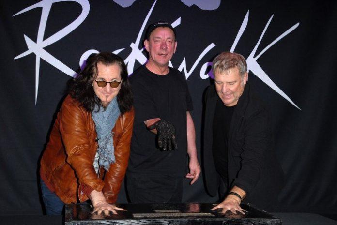 Rush em 2012