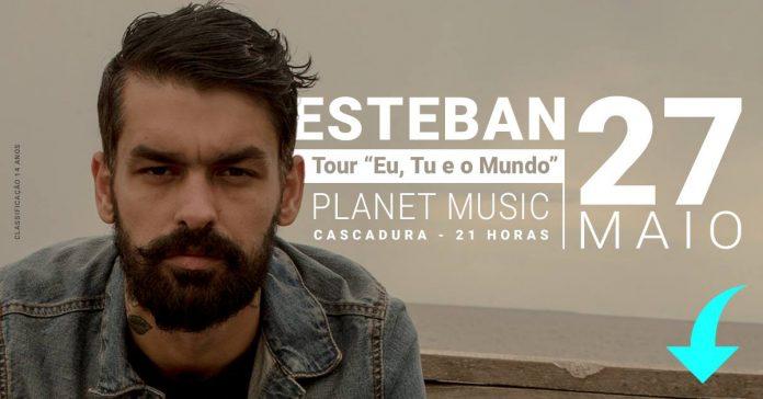 Esteban no Rio de Janeiro