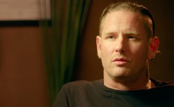 Corey Taylor, do Slipknot e Stone Sour