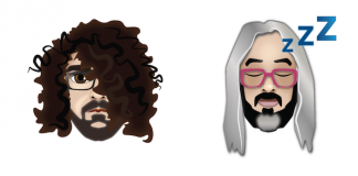 Emojis do Dinosaur Jr